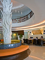 Lobby / The Bliss South Beach Patong, หาดป่าตอง