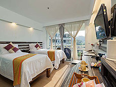 プーケット プールアクセスのホテル : ザ ブリス サウス ビーチ パトン(1)のお部屋「スーペリア」