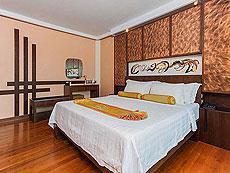 プーケット プールアクセスのホテル : ザ ブリス サウス ビーチ パトン(1)のお部屋「スーペリア スイート」