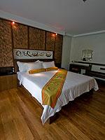 プーケット 5,000~10,000円のホテル : ザ ブリス サウス ビーチ パトン(The Bliss South Beach Patong)のプール スイートルームの設備 Bedroom
