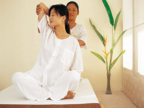 Spa : Centara The Blue Marine Resort & Spa, Patong Beach, Phuket