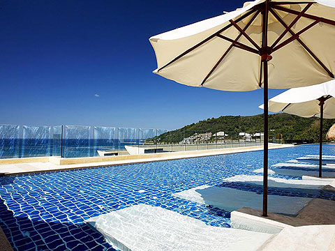Swimming Pool : Centara The Blue Marine Resort & Spa, with Spa, Phuket