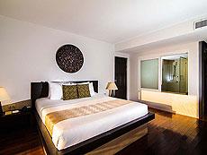 プーケット プールヴィラのホテル : ザ ブルー マリーン リゾート & スパ(1)のお部屋「スーペリア」
