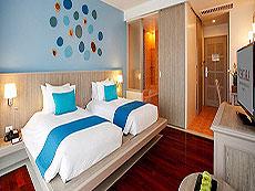 プーケット プールヴィラのホテル : ザ ブルー マリーン リゾート & スパ(1)のお部屋「プレミア デラックス」