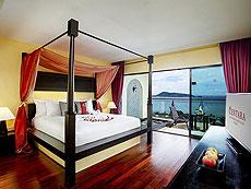 プーケット パトンビーチのホテル : ザ ブルー マリーン リゾート & スパ(1)のお部屋「プレミアム デラックス スパ」
