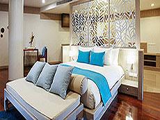 プーケット プールヴィラのホテル : ザ ブルー マリーン リゾート & スパ(1)のお部屋「プレミア デラックス スイート」