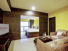 プーケット パトンビーチのホテル : ザ ブルー マリーン リゾート & スパ(1)のお部屋「デラックス ファミリー スイート」