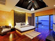 プーケット パトンビーチのホテル : ザ ブルー マリーン リゾート & スパ(1)のお部屋「デラックス 1ベッドルーム プール ヴィラ」