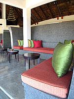 サムイ島 2ベッドルームのホテル : ザ ブリーザ ビーチ リゾート & スパ 「Lobby」