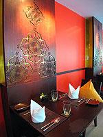 サムイ島 2ベッドルームのホテル : ザ ブリーザ ビーチ リゾート & スパ 「Restaurant」