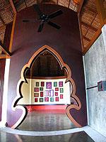 サムイ島 チャウエンビーチのホテル : ザ ブリーザ ビーチ リゾート & スパ 「Corridor」