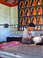 サムイ島 チャウエンビーチのホテル : ザ ブリーザ ビーチ リゾート & スパ 「Poolside Bar」