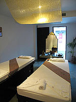 サムイ島 2ベッドルームのホテル : ザ ブリーザ ビーチ リゾート & スパ 「Spa Room」