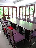 サムイ島 2ベッドルームのホテル : ザ ブリーザ ビーチ リゾート & スパ 「Meeting Room」