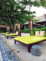 Massage Area : The Briza Beach Resort & Spa, Free Wifi, Phuket