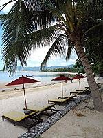 サムイ島 2ベッドルームのホテル : ザ ブリーザ ビーチ リゾート & スパ 「Beach」