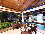 サムイ島 チャウエンビーチのホテル : ザ ブリーザ ビーチ リゾート & スパ 「Restaurant」