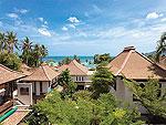 サムイ島 2ベッドルームのホテル : ザ ブリーザ ビーチ リゾート & スパ 「Exterior」