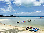 Beach : The Briza Beach Resort & Spa, Chaweng Beach, Phuket