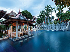 The Briza Beach Resort & Spa, Pool Villa, Phuket