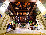 ReceptionThe Briza Beach Resort Khao Lak