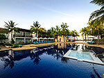 Swimming Pool #1 : The Briza Beach Resort Khao Lak, Ocean View Room, Phuket