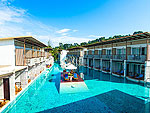 Swimming Pool #2 / The Briza Beach Resort Khao Lak, ฟิตเนส