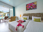 Bedroom : The Briza Beach Resort Khao Lak