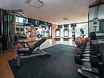 Fitness : The Charm Resort Phuket, Ocean View Room, Phuket