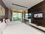 プーケット パトンビーチのホテル : ザ チャーム リゾート プーケット(The Charm Resort Phuket)のデラックスルームの設備 Room View
