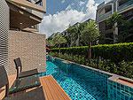 プーケット パトンビーチのホテル : ザ チャーム リゾート プーケット(The Charm Resort Phuket)のデラックス プール アクセスルームの設備  Pool Access