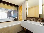 プーケット パトンビーチのホテル : ザ チャーム リゾート プーケット(The Charm Resort Phuket)のジュニア スイートルームの設備 Room View