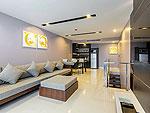 プーケット パトンビーチのホテル : ザ チャーム リゾート プーケット(The Charm Resort Phuket)のエグジクティブ スイートルームの設備 Room View