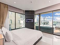 プーケット パトンビーチのホテル : ザ チャーム リゾート プーケット(1)のお部屋「ファミリー スイート 2ベッドルーム」