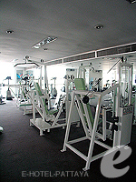 Fitness Gym : The City Hotel Sriracha, Meeting Room, Phuket