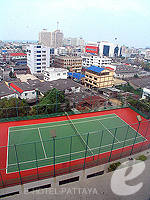 Tennis CourtThe City Hotel Sriracha
