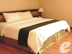 パタヤ シラチャーのホテル : ザ シティー ホテル シラチャ(1)のお部屋「リージェンシー スイート(シングル)」