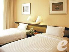 パタヤ シラチャーのホテル : ザ シティー ホテル シラチャ(1)のお部屋「デラックス(シングル)」