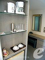 パタヤ シラチャーのホテル : ザ シティー ホテル シラチャ(The City Hotel Sriracha)のエグゼクティブ デラックス (ツイン)ルームの設備 Amenities