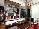 プーケット 5,000円以下のホテル : ザ カラー ホテル(The Color Kata)のスタンダードルームの設備 Bathroom