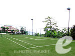 Tennis Court / The Diamond Cliff Resort & Spa, ฟิตเนส