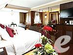 プーケット ヴィラコテージのホテル : ザ ダイヤモンド クリフ リゾート & スパ(The Diamond Cliff Resort & Spa)のロマンティック スイートルームの設備 Room View