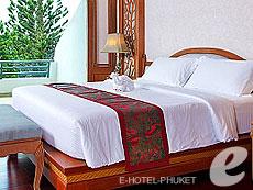 プーケット ヴィラコテージのホテル : ザ ダイヤモンド クリフ リゾート & スパ(1)のお部屋「ジュニア スイート」