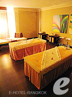 [Bulan Spa] : The Emerald Hotel, Ratchadapisek, Phuket