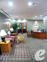Business Center / The Emerald Hotel, รัชดาภิเษก