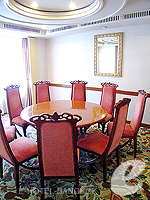 Meeting Room / The Emerald Hotel,
