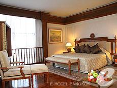 バンコク ファミリー&グループのホテル : ザ エメラルド ホテル(The Emerald Hotel)のお部屋「ロイヤル スイート(2ベッドルーム)」