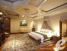 バンコク ファミリー&グループのホテル : ザ エメラルド ホテル(The Emerald Hotel)のお部屋「エメラルド スイート」