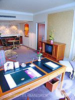 バンコク ファミリー&グループのホテル : ザ エメラルド ホテル(The Emerald Hotel)のエグゼクティブ スイートルームの設備 Bathroom