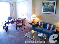 バンコク ファミリー&グループのホテル : ザ エメラルド ホテル(The Emerald Hotel)のお部屋「エグゼクティブ スイート」